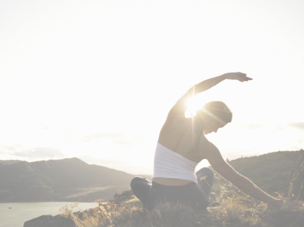 Soul Medicine Yoga Classes over the lake